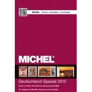CAT. ALEMANIA ESPECIALIZADO V-II 2015 MICHEL 2132 ALEMÁN