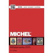 CAT. AMERICA CENTRAL 2015 (ULTRAMAR I-II) MICHEL