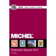 CAT. AUSTRIA 2015 ESPECIALITZAT MICHEL 1246 ALEMÁN