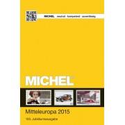CAT. EUROPA CENTRO 2015 MICHEL EK 1 2111-6 ALEMÁN