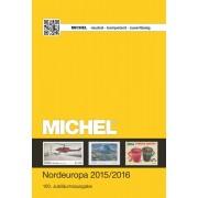 CAT. EUROPA NORTE 2015/16 EK 5 MICHEL 1154 ALEMÁN