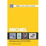 CAT. EUROPA OESTE 2015/16 EK 6 MICHEL 116-1