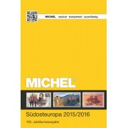 CAT. EUROPA SUDESTE 2015/16 EK 4 MICHEL 114-7 ALEMÁN