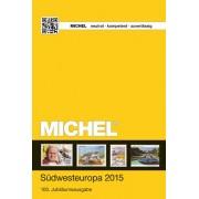 CAT. EUROPA SUDOESTE 2015 EK 2 MICHEL 1123
