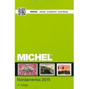 CAT. NORTEAMERICA 2015 ÜK 1/1 ED.41 MICHEL 1284 ALEMÁN