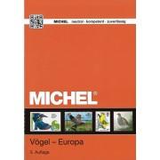 CAT. PAJAROS EUROPA 2014/15 MICHEL 2030 ALEMÁN