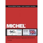 CAT. SELLOS DE BOBINA-ATM 2014 MICHEL 2061-4