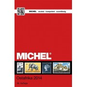 CAT. AFRICA ESTE 2014 B1 ÜK 4/2 MICHEL 2079-9 ALEMÁN