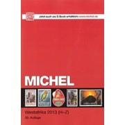 CAT. AFRICA OESTE 2013 H-Z B2 ÜK 5/2 MICHEL 2055 3 ALEMÁN