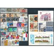 España Spain Año Completo Year Complete 1989 MNH