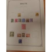 Colección Collection Malta 1863 - 1925 1631€