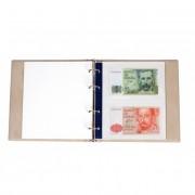 Filabo hoja Álbum de billetes NUMIS 2 compartimento de 165mmx95mm