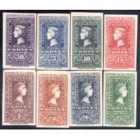 España Spain 1075/82 1950 Centenario del sello MNH