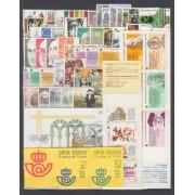 España Spain Año Completo Year Complete 1986 MNH