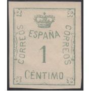 España Spain 291 1920 Corona y cifra MNH