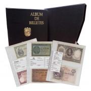 Colección Collection billetes Banknote España 1937- 1965