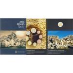 Malta 2016 Cartera Oficial Monedas € euro + 2 euros conm. Templo Ggantija
