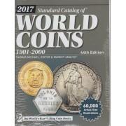 CATÁLOGO MONEDAS WORLD COINS 1901 - 2000 EDICIÓN 2017