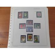 Colección Collection Liechtenstein 1980 - 1985 Completa MNH