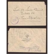 <div><strong>España Carta San Sebastián Franquicia 1&ordf; Compañía</strong></div>