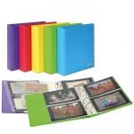 Lindner 3506PK-G PUBLICA L Postcard album, green