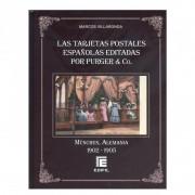 Tarjetas Postales españolas editadas por PURGER & CO 1902-1905