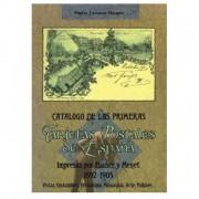 Primeras tarjetas postales de España impresas por Hauser y Menet (1802-1905)