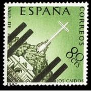 España Spain 1248 1959 Sta. Cruz del Valle de los Caídos MNH
