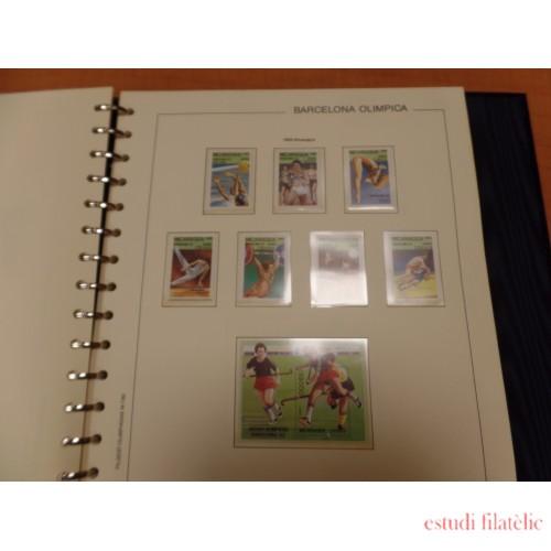 Colección Collection Juegos olímpicos Olympic Games Barcelona 92 1992