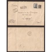 <div><strong>España 1932 Nº 673, 662 impresión patinada</strong></div>