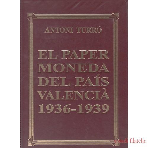 Catálogo Paper moneda del País Valencià 1936 - 1939