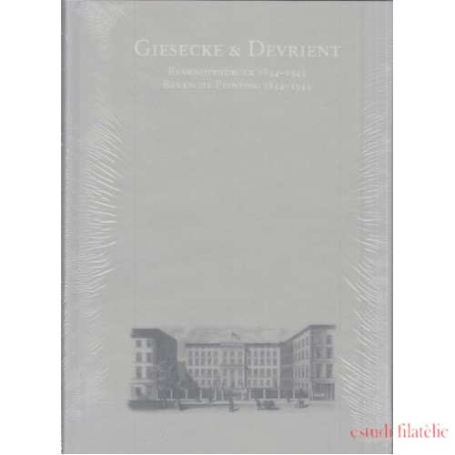 Lindner Banknotendruck 1854-1943, Giesecke & Devrient