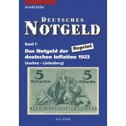 Lindner Das Notgeld der deutschen Inflation 1923