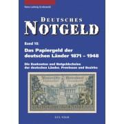 Lindner Das Papiergeld der dt. Länder 1871-1948