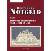 Lindner Deutsches Notgeld, Band 1 + 2: Deutsche Serienscheine 1918-1922