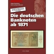Lindner Die deutschen Banknoten ab 1871