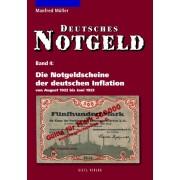 Lindner Die Notgeldscheine der deutschen Inflation 1922