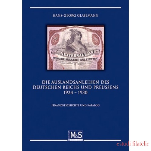 Lindner Glasemann: Die Auslandsanleihen des Deutschen Reichs und Preußens 1924-1930