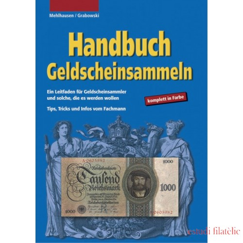 Lindner Handbuch Geldscheinsammeln
