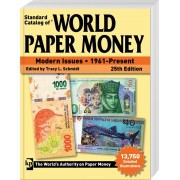 Lindner Standard Catalog of ®World Paper Money Vol. III: Modern Issues (1961-2019)