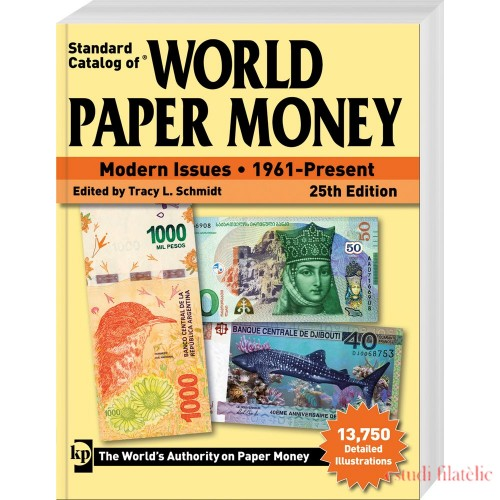 Lindner Standard Catalog of ®World Paper Money Vol. I: Specialized Issues