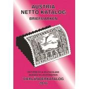 ANK Austria Netto Katalog  Briefmarken-Vierländerkatalog 2016