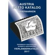 ANK Austria Netto Katalog Briefmarken-Vierländerkatalog 2017