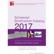 SBK-Schweizer Briefmarken-Katalog 2017