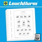 Leuchtturm 347811 LH SUPPLEMENT Canada perforation variants (51PV) 2014 SF