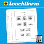 Leuchtturm 343007 LH Preprints 48 2010-2012 SF Cyprus Republic