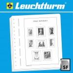 Leuchtturm 323326 LH Preprints 32CZ 1993-2009 SF Czech Republic