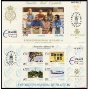 España Spain Prueba de lujo 58/59 1996 Espamer 96