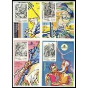 España Spain Prueba de lujo  86/89 2005 El Quijote