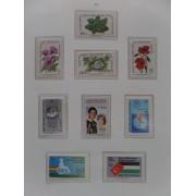 Colección Collection Chipre Turco 1980 - 1989 MNH